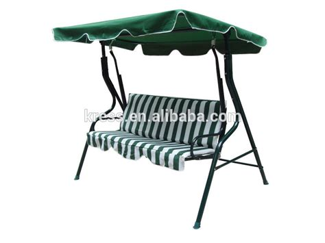 fabric swing chair fabric swing chair 3 seaters outdoor patio swing chair