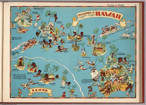maps of hawaii territory of hawaii david rumsey historical map