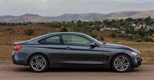 bmw 4 series arrives in south africa