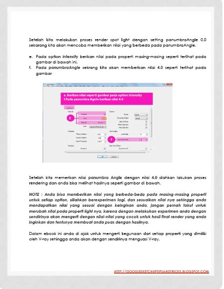 Ebook Tutorial Google Sketchup Bahasa Indonesia | ebook v ray untuk sketchup bahasa indonesia