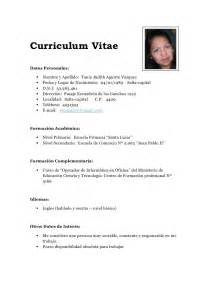 formatos de curriculum vitae 2014 modelos de curr 237 culos em ingl 234 s prontos imprimir