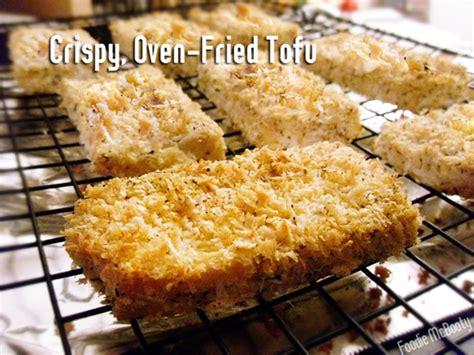 Healthy Recipe Tender Tofu by Foodie Mcbooty Oven Fried Tofu Vegan