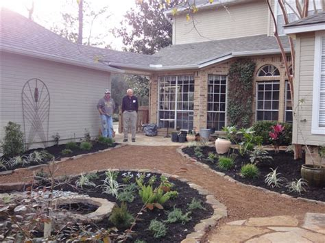 houston landscaping landscaping and design services in