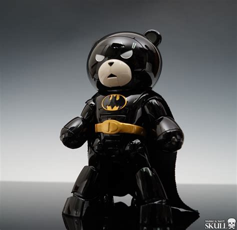 gundam hg 1 144 beargguy iii 89 s batman custom build