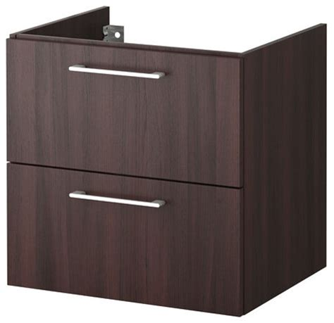 godmorgon sink cabinet with 2 drawers modern bathroom