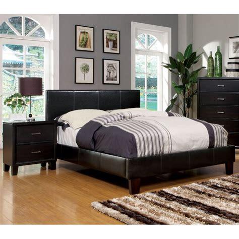 furniture of america bedroom sets furniture of america ramone 2 piece twin bedroom set in
