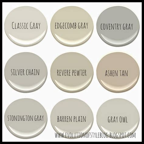 benjamin moore best selling colors by room evolution of style benjamin moore s best selling grays