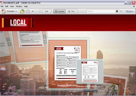 custom layout pdf portfolio put it in a pdf portfolio with acrobat x