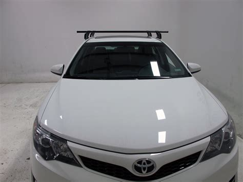 Toyota Camry Roof Rack System Yakima Roof Rack For 2012 Camry By Toyota Etrailer