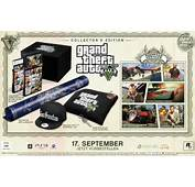 GTA 5 Special Edition Und Collector's F&252r Den Grand Theft