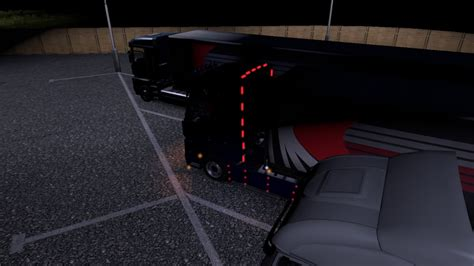beleuchtung namensschilder ets 2 licht tuning f 252 r alle trucks v 2 0 trucks mod f 252 r
