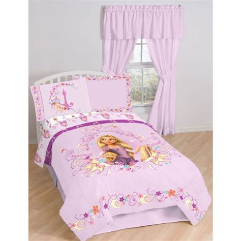 Kids Bed In A Bag For Girls Disney S Tangled Rapunzel Tangled Bed Set