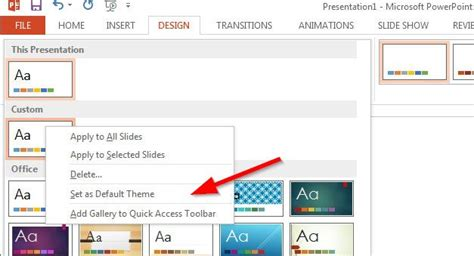 official themes for powerpoint 2007 how to change slide size in powerpoint 2013 to 4 3 aspect
