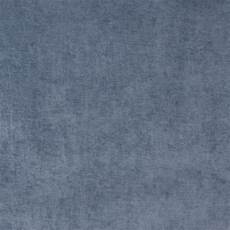 velvet upholstery fabric by the yard d227 dark blue solid durable woven velvet upholstery