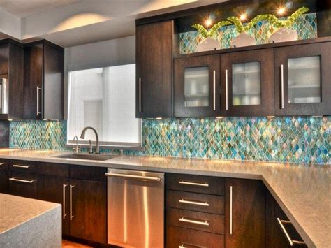 unique backsplash tile unique kitchen backsplash ideas you need to about