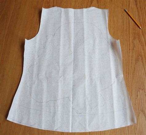 How To Make A Paper Vest - this is how you 180 ll do your free form vest cardigan make