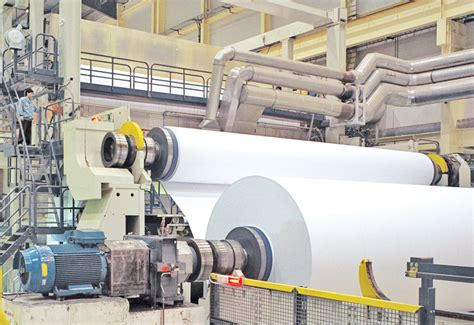 Paper Pulp Machine - abb pulp and paper services abb industrial automation