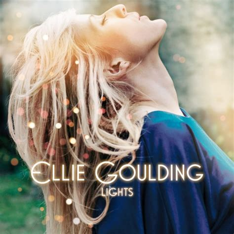 Lights Song by Get A Look At Ellie Goulding S U S Album Cover For