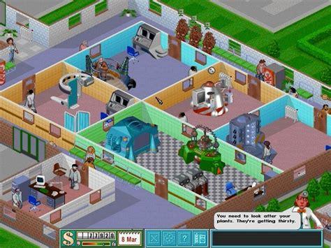 themes hospital theme hospital linux game database