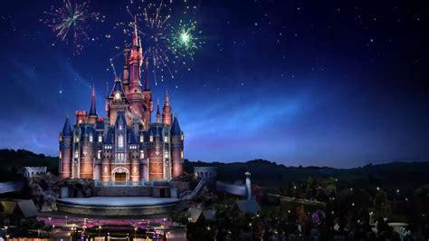 disney shanghai shanghai disneyland opens with spectacular 3 day gala