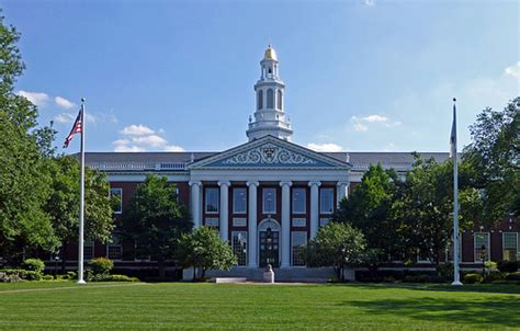 Mba Baker College by Baker Library Harvard Business School Flickr Photo