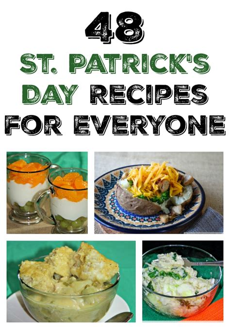 Recipes For S Day 48 St S Day Recipes For Everyone Eat Sleep