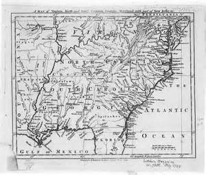 Colonial Virginia Map by One Does Not Simply Write About Anthropology My Time