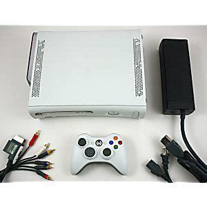xbox 360 premium console xbox 360 premium system 60gb console used