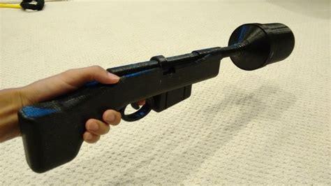 3d printed jawa ion blaster by jason pinshape