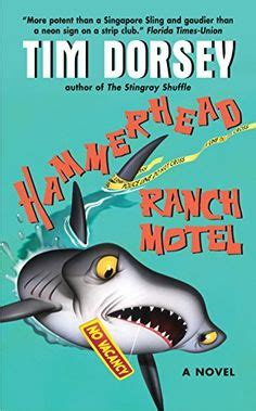 Hammerhead Ranch Motel from 0 58 trap line vintage crime black lizard book