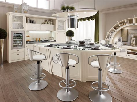 15 contemporary kitchen designs with stainless steel 15 best swivel bar stools for your kitchen ward log homes