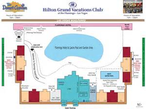 map of flamingo las vegas property grand vacations at the flamingo hotel in las vegas