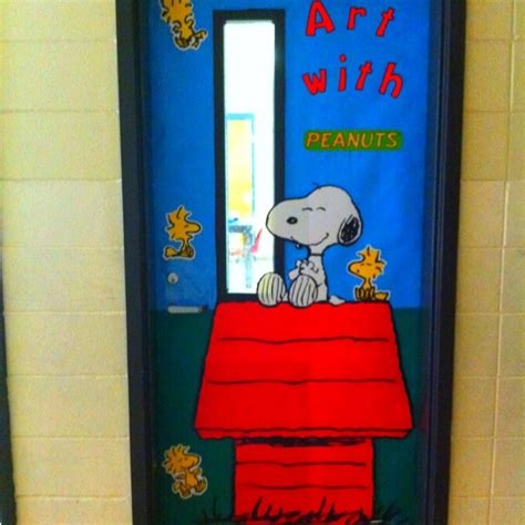 Snoopy Decorations by 27 Best Classroom Decor Peanuts Images On