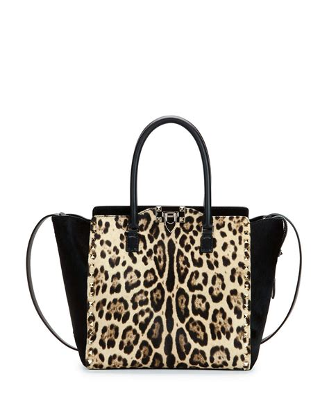 Valentino Leopard Print Bag by Valentino Pre Fall 2015 Bag Collection Featuring New B