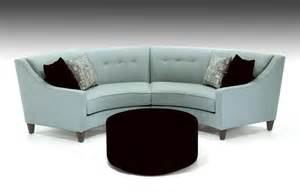 curved custom fabric sectional sofa avelle 531 custom sofas
