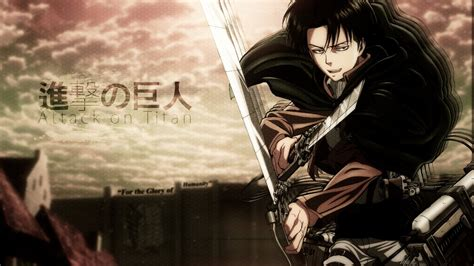Levis Is 1080 Levi Attack On Titan Wallpaper 1920x1080 By Citnas On