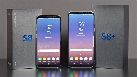 R Samsung S8 Samsung Galaxy S8 S8 Unboxing Review