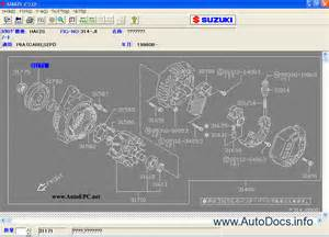 Suzuki Parts Catalog Suzuki Japan Cars Spare Parts Catalog Parts Catalog Order
