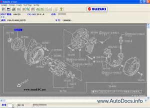 Suzuki Electronic Parts Catalog Suzuki Japan Cars Spare Parts Catalog Parts Catalog Order