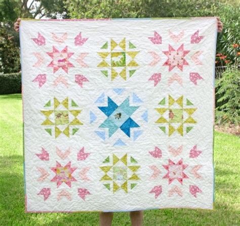Diy Patchwork Quilt - 11 colorful diy patchwork quilts and blankets shelterness