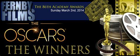 And The Winners Are Updated by The 86th Academy Awards All The Winners Fernby