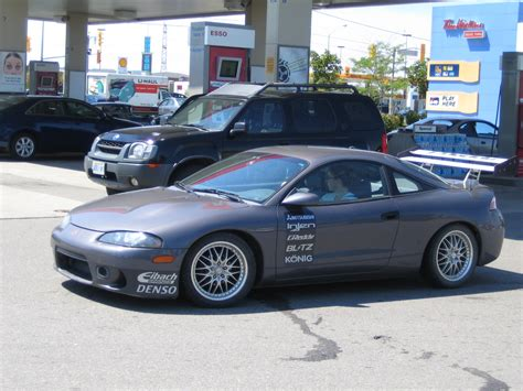 modified mitsubishi eclipse modified mitsubishi 2nd eclipse 1 madwhips