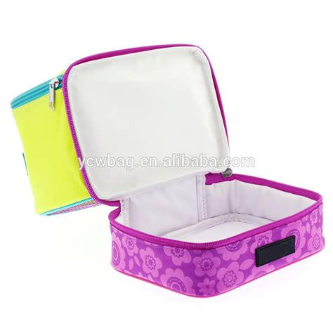unique kid lunch bag insulated lunchbox china wholesale