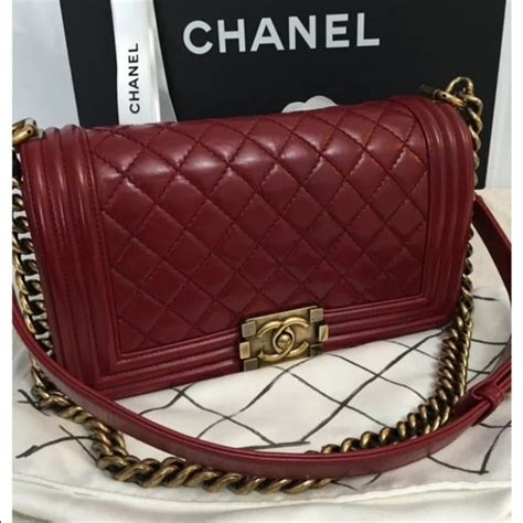 Chanel Leboy Velvet Mini Chanel Sold Out Chanel Calfskin Le Boy Medium Flap Bag