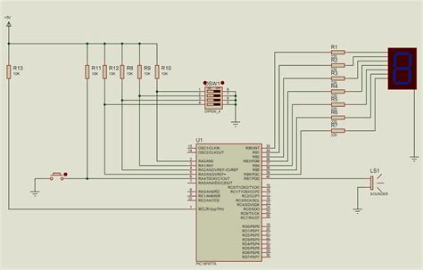 8 segment display schematic 7 segment display elsavadorla