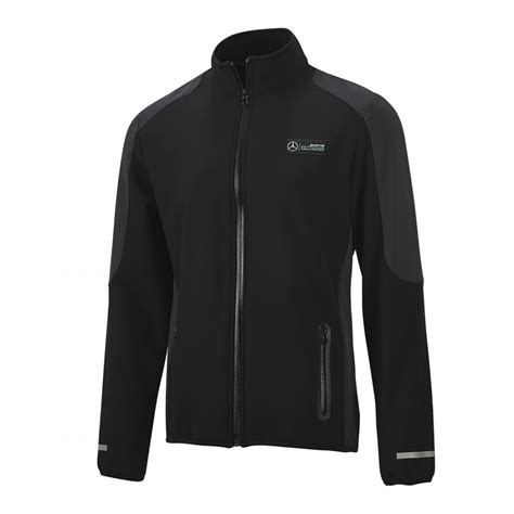 Softshell Leather Logo Iphonesamsungasusxiaomilenovo mercedes amg team softshell jacket 2015 ebay