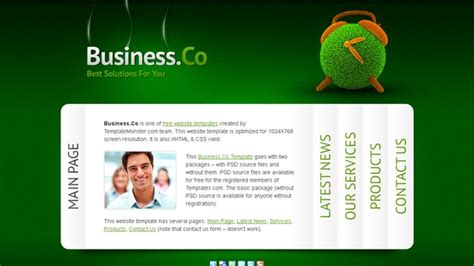 free html5 templates for business businessco free html5 template html5xcss3