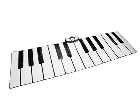 Mat Keyboard by Piano Mat Sharper Image