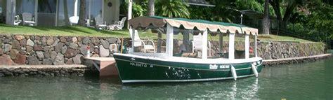 electric boat cruise hawaii duffy electric boats of hawaii inc duffy boats