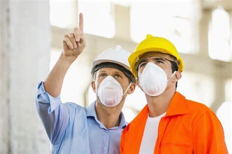 sering diabaikan ini manfaat masker bagi pekerja proyek